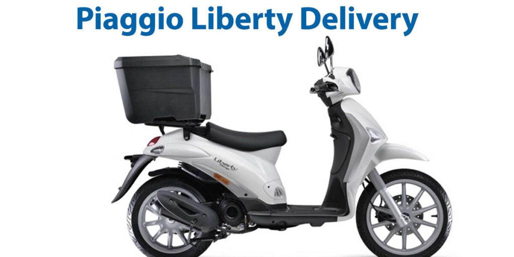 Oferta Piaggio Liberty Delivery para Otea