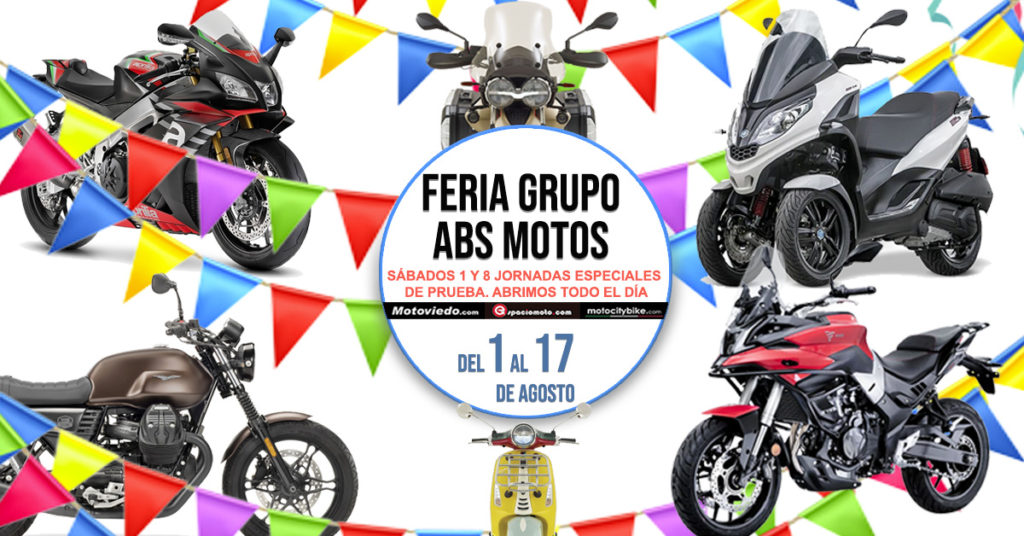 Feria grupo ABS Motos